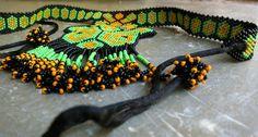 Tribal bead jewellery from India #tribal #bead #jewellery