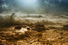 """Mar del Norte.(Para J.L.Cuendia""""Guendy"""")"""