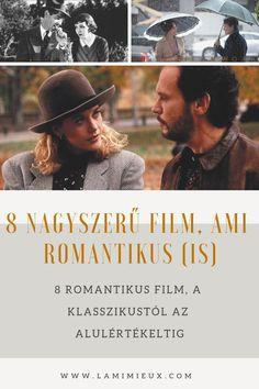8 nagyszerű film, ami romantikus (is) - LaMimieux Movie Nights, Casablanca, Lifestyle, Books, Movies, Movie Posters, Diy, Libros, Films