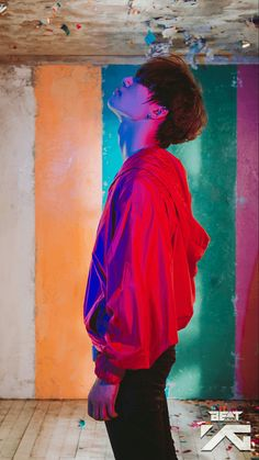 So colourful❤ #DAESUNG #SOBER #MADESeries #D #wallpaper [BeatEVO YG]