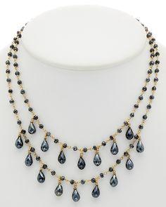 Helpful Gold Techniques For Yoga Practice Ear Jewelry, Bead Jewellery, Gemstone Jewelry, Beaded Jewelry, Jewelry Necklaces, Beaded Necklace, Short Necklace, Gold Jewelry, Jewlery
