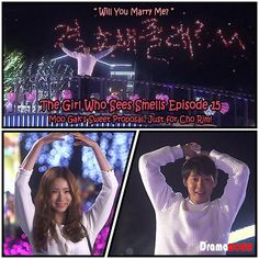 """Do Park Yoo Chun and Shin Se Kyung end in """"happily ever after""""? Find out in 'The Girl Who Sees Smells': http://www.dramaboss.com/sensory-couple  #SensoryCouple #ShinSeKyung #ParkYooChun"""