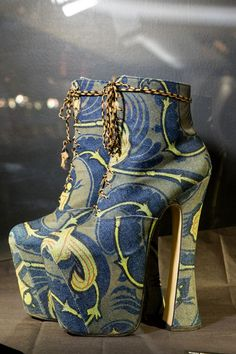 'Grand Hotel' SS93 Vivienne Westwood Shoes An Exhibition 1973-2014, Thailand