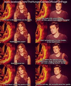 Bahaha!! That's hillarious! josh you sneeky baker!