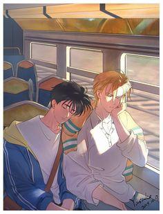 Manga Anime, Me Anime, Fanarts Anime, Anime Guys, Anime Characters, Anime Art, Blue Exorcist, Banana Art, Another Anime