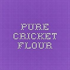 Pure Cricket Powder Cricket Flour, Cooking Ingredients, Powder, Pure Products, Face Powder