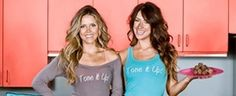 This is an awesome website run by two certified personal trainers and nutritionists that focuses on toning up and eating healthy rather than getting skinny and going hungry. With printable workout plans, short but effective workout videos, lots of great recipes, a printable monthly calendar of fitness goals, and before and after motivation from real users!     #i-heart-this