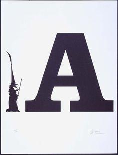 Brossa, Joan: Poema visual, 1989