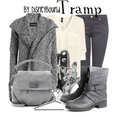 A fashion look from September 2013 featuring black cardigan, long sleeve shirts and gray jeans. Browse and shop related looks.