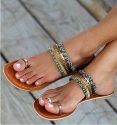 Toe Rings / Cute Shoes Too