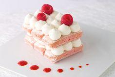 Recette Tiramisu champagne rosé et biscuits rose de Reims