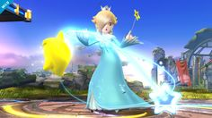 Super Smash Bros. for Nintendo 3DS / Wii U: Rosalina & Luma (Wii U 9)