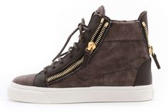 Step into the School Year with 100 Super Stylish Sneakers: Giuseppe Zanotti Sneakers