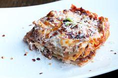How to make homemade Lasagna recipe