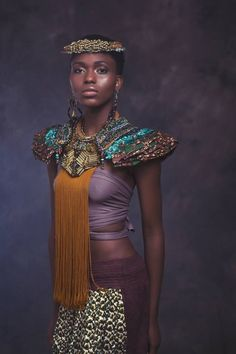 Jewelry That Will Blow Your Mind – See The Beautiful SS14 Collection By Anita Quansah