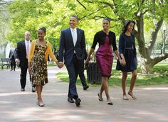 http://www.revelist.com/influencers/sasha-and-malia-obama-style/1013/Flats, elegant spring dresses, and structured cardigans as the First Family head to Easter church services in 2012./7
