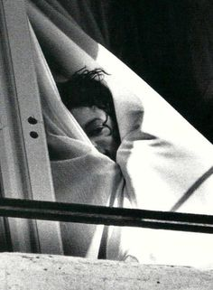 Michael Jackson waiting for you to unwrap him