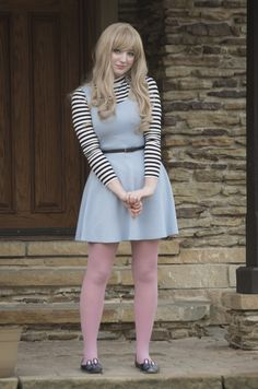 Join ModCloth& fashion community and share style ideas, inspirations, and photos with members across the globe 60 Fashion, Fashion Tights, Fashion Gallery, Asian Fashion, Fashion Models, Pantyhose Outfits, In Pantyhose, Nylons, Geek Chic Outfits