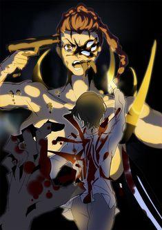 Devilman Crybaby | Miko Kuroda & Miki Makimura