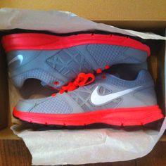 Nikes:)
