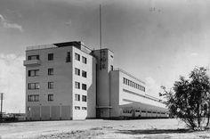 SOK Headquarters Oulu, Finland Erkki Huttunen, 1937–1938