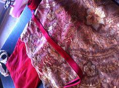Pre-Oscar Red Carpet dress commissioned for Thursdays Susan G Komen fundraiser gala.