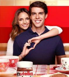 Kaka & Caroline Ricardo Kaka, Best Player, Love Him, How To Look Better, Handsome, Cute, Kawaii