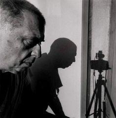 """Lee Friedlander, """"Tokyo"""" [Self-Portrait], 1994"""