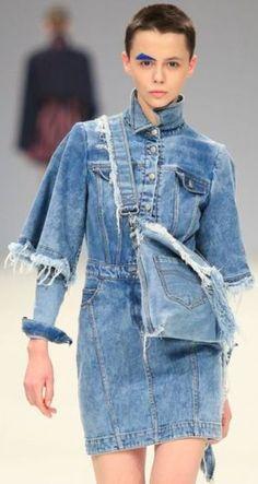 Bobkova Ukraine Fall 2017 fashion show
