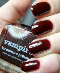 piCture pOlish Vampire: Swatches and Review | Pointless Cafe