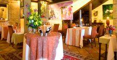 Restaurante Henrique Leis, em Almancil, recebe uma Estrela Michelin. Leis, Table Decorations, Interior, Furniture, Home Decor, Star, Restaurants, Decoration Home, Indoor