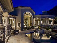 Stunning Scottsdale, #Arizona home.   #findingarizona #azrealestate