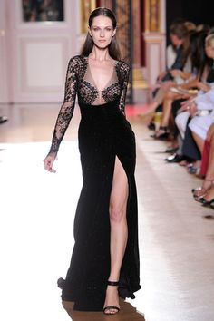 lace by zuhair murad haute couture