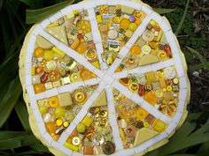 The Secret Life of Lemons | by Glass Garden Creations / Sharon Kelly