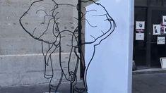 Les sculptures anamorphiques de Matthieu Robert-Ortis – WikiLinks