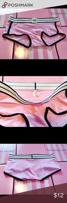 Pink Victoria's Secret Boy-Short Pink Victoria's Secret Boy-Short , NWT, Size Medium , 100 % New PINK Victoria's Secret Intimates & Sleepwear