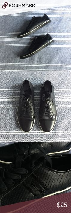 Kenneth Cole Sneakers Men's size 9. Some signs of wear, pictured above. Otherwise a nice shoe! Kenneth Cole Shoes