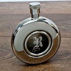 A unique personalised Stainless steel hip flask, with glass porthole. You can personalise it with one initial. This hip flask is highly polished and hard wearing, perfect for all of those long fishing trips and days out in the cold. Personalised Hip Flask, Personalised Gifts For Him, Love Gifts, Best Gifts, Creative Gifts, Unique Gifts, Christmas Gifts For Him, Thing 1, Perfume