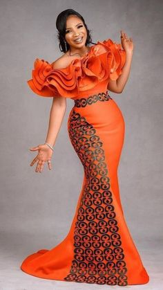 Nigerian Lace Styles Dress, African Lace Styles, African Dresses For Kids, African Dresses For Women, African Attire, African Fashion Designers, African Fashion Ankara, Latest African Fashion Dresses, African Fashion Traditional