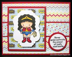These stamp images are from Darcie's Heart and Home Collection . Card layout is from Darcie's in store sample board. Boy Cards, Kids Cards, Superman, Cardmaking, Stamping, Card Ideas, Craft Projects, Clever, Scrapbooking