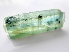 Gemmy green Kyanite *yum*