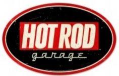 hot rod garage  div. maten