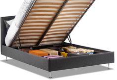 Open Air Storage Bed