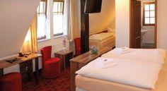 Hotel Goldener Hirsch - 4 Sterne #Guesthouses - CHF 37 - #Hotels #Deutschland #Suhl http://www.justigo.ch/hotels/germany/suhl/goldener-hirsch-suhl_224364.html