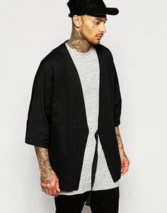 ASOS Kimono Caridgan With Belt