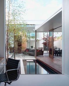 Berkley Dobson House by Coy Yiontis