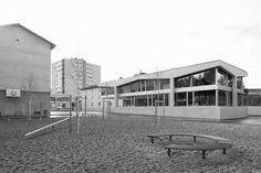 École primaire du Botzet, Mazzapokora, Fribourg, CH