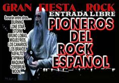 Durante el mes de agosto dedicaremos el programa a repasar la historia del rock español ESPECIAL PIONEROS