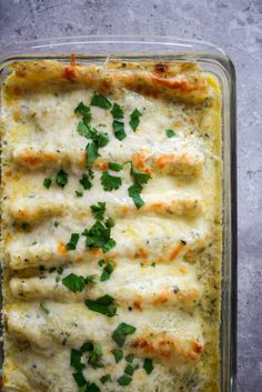 My husband LOVED these Poblano Sour Cream Chicken Enchiladas, and they were actually so easy to make! My husband LOVED these Poblano Sour Cream Chicken Enchiladas, and they were actually so easy to make! Poblano Recipes, Enchilada Recipes, Tostada Recipes, Enchilada Casserole, Entree Recipes, Mexican Dishes, Mexican Food Recipes, Vegetarian Mexican, Pablano Pepper Recipe
