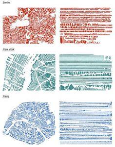 正確な情報や寸法、配色などをバランスよく調整する、地図作成から学ぶことができる、デザインアイデアやテクニックを見ていきましょう。